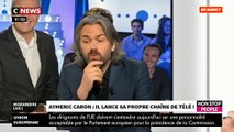 """EXCLU - Aymeric Caron: """"Redevenir chroniqueur dans la nouvelle formule d'On n'est pas couché? Pourquoi pas. Mais je n'ai pas été contacté"""" - VIDEO"""