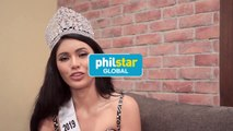 Miss Universe Philippines 2019 Gazini Ganados gives advice to children who are raised by single parent