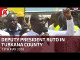 Deputy President William Ruto in Turkana County