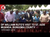 Deputy President William Ruto and Aisha Jumwa's Speech in Bumula, Bungoma County