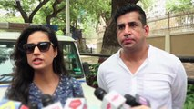 Actress Mahie Gill Meets CM After She Was Hurt By Goons On Fixer Web Series Sets