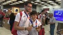 El equipo de Atletismo regresa de los Europeos de Berlín con 10 medallas colgadas