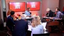 Gérard Darmon, Julia Piaton et Jonathan Cohen dans A La Bonne Heure !