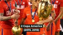 TOP 5 - Copa America: les pays les plus titrés