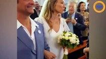 Au mariage de Laura Smet,  David Hallyday fait une erreur vestimentaire !