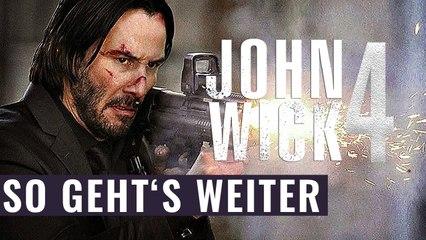 So könnte es bei John Wick 4 weitergehen