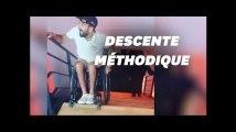 Le tennisman paraplégique Michaël Jeremiasz surprend avec ses vidéos drôles