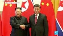 Xi Jinping en Corée du Nord pour une visite stratégique de deux jours
