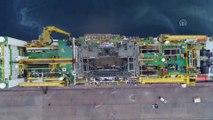 Yavuz Sondaj Gemisi Uğurlanıyor - Enerji Bakanı Dönmez (1) - KOCAELİ