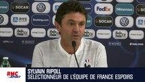 """Penalties à retirer : À l'Euro espoirs, Ripoll et Tousart entrevoient """"des polémiques"""" (liées au VAR)"""
