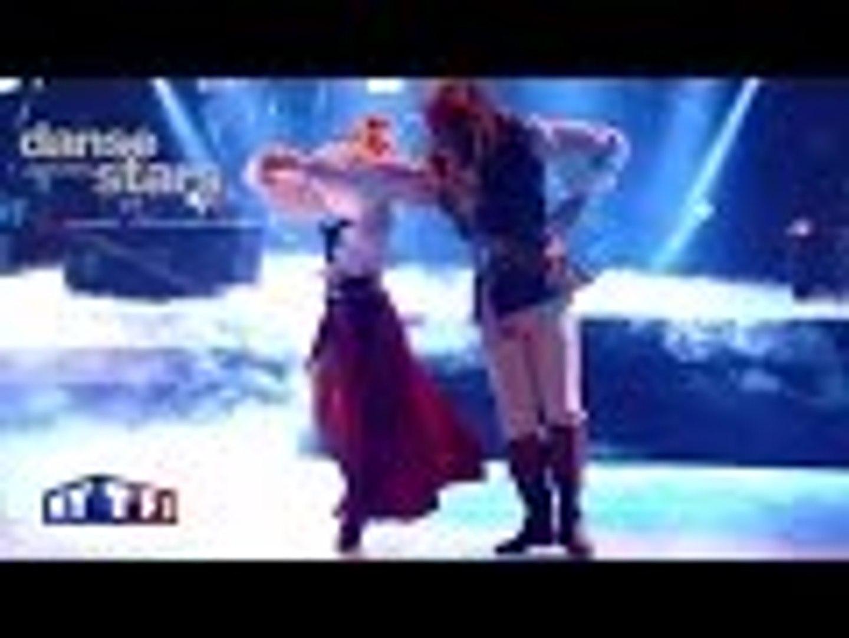 Pirates des Caraïbes à l'abordage de Danse avec les Stars