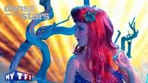 Une Samba pour Fabienne Carat et Julien Brugel sur « Sous l'océan » (La Petite Sirène)