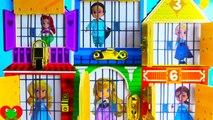 Disney Princesses Prank Beauty and the Beast Rescue