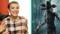 'Stranger Things' Flashback: Watch 12-Year-Old Millie Bobby Brown React to The Demogorgon!
