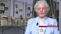 PORTRAIT DE FEMME - Mélanie Volle, 97 ans, résistante internée pendant la seconde guerre mondiale, nous raconte son histoire en vidéo