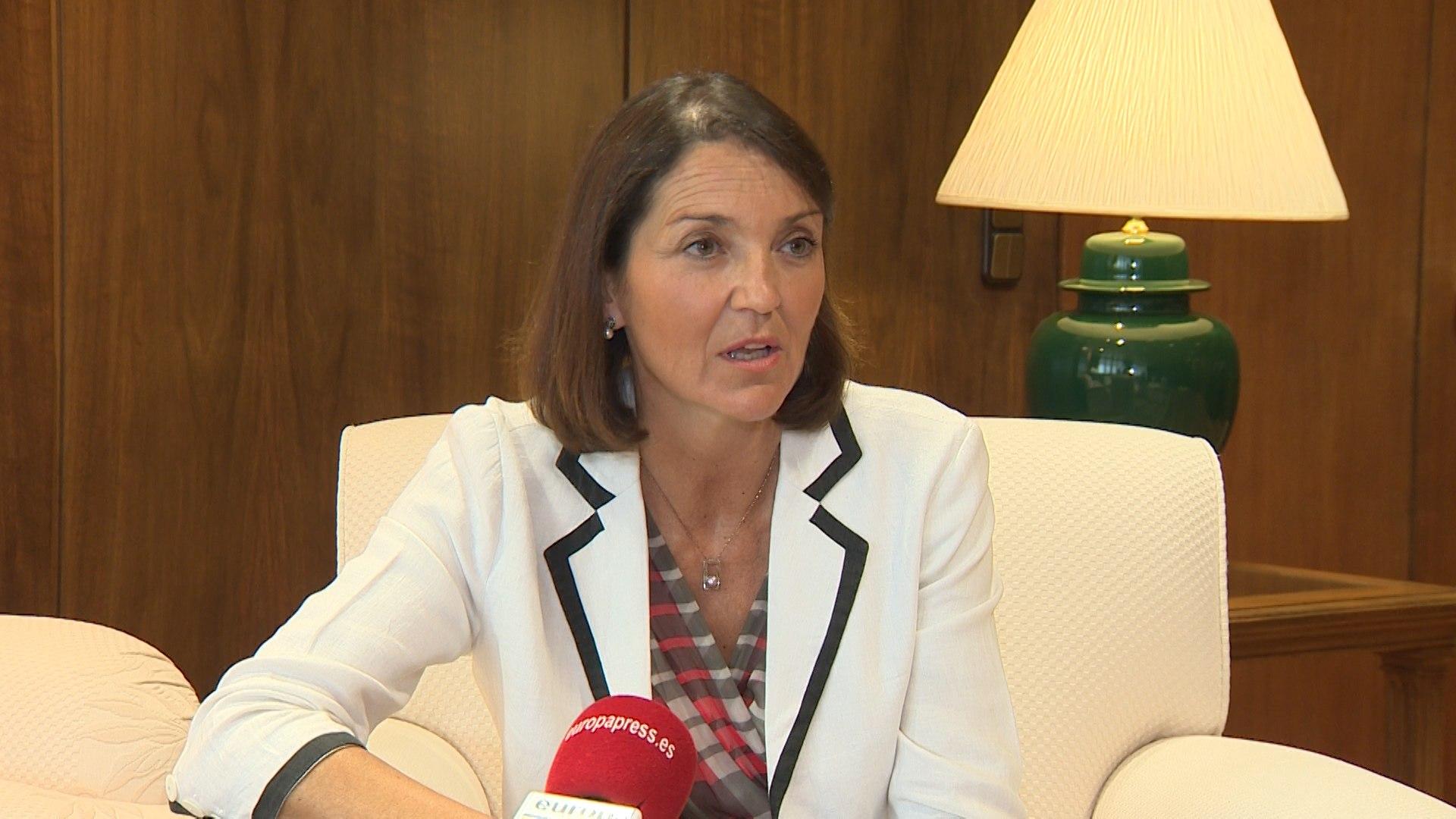Maroto (Industria) pide respaldar los PGE que