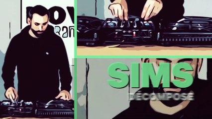Sims décompose«Full Clip»de Gang Starr|Bam Bam