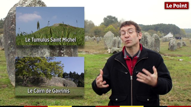 Les trésors du néolithique : le site de Carnac