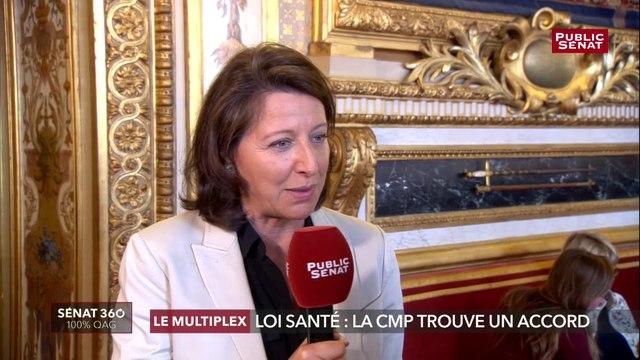 Compromis sur la loi Santé : «Un accord qui ne dégrade pas le texte», salue Agnès Buzyn