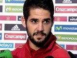 """Isco: """"Estoy muy contento por mi primer partido de titular, por el gol y por la victoria"""""""
