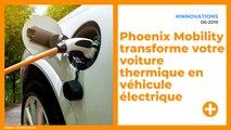 Créée par des étudiants, cette entreprise transforme votre voiture thermique en véhicule électrique