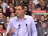 """Sánchez: """"Si Rajoy quiere hablar de buen gobierno debería pedir la dimisión a Monago"""""""