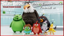 Angry Birds Copains comme Cochons Bande-annonce Finale VF (2019) Jason Sudeikis, Josh Gad