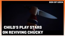 Child's Play (2019) - Cast Discusses Revisiting Chucky