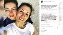 Sandra Barneda le declara su amor a Nagore Robles