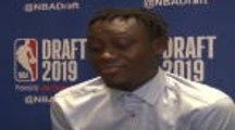"""Draft 2019 - Doumbouya : """"Une fierté"""""""