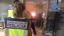 Policía registra varias sedes y oficinas de Idental