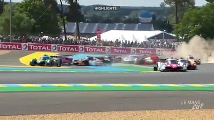 2019 Road To Le Mans - Race 2 : Highlights (long version)