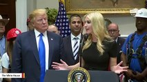 Ivanka Trump Accused Of Violating The Hatch Act