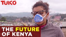 The 14-Year-Old Kenyan girl changing the world