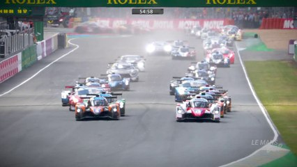 2019 Road To Le Mans - The movie of the race!