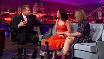 Millie Bobby Brown On Nose Bleeds - Corden