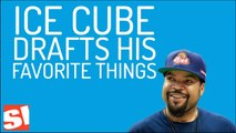 Ice Cube Drafts His All-Time Favorite Things