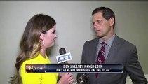 Don Sweeney Says GM Of Year Award Gives Bruins Sense Of Pride
