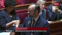 """Référendum d'initiative citoyenne : """"Nous entendons respecter scrupuleusement la procédure"""