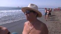 La Costa del Sol invadida por las medusas