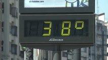 Alerta amarilla por altas temperaturas en la Comunidad Valenciana