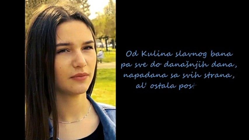 Aleksandra Mrakić - Moja domovina