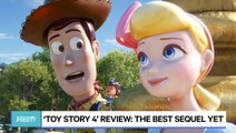 'Toy Story 4' Review: The Best Sequel Yet