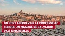 PHOTO. La Casa de Papel : Netflix dévoile le visage de Marseille, un nouveau personnage