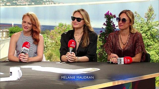 Série Talk, spéciale Un si grand soleil avec Mélanie Maudran, Emma Colberti et Mélanie Robert