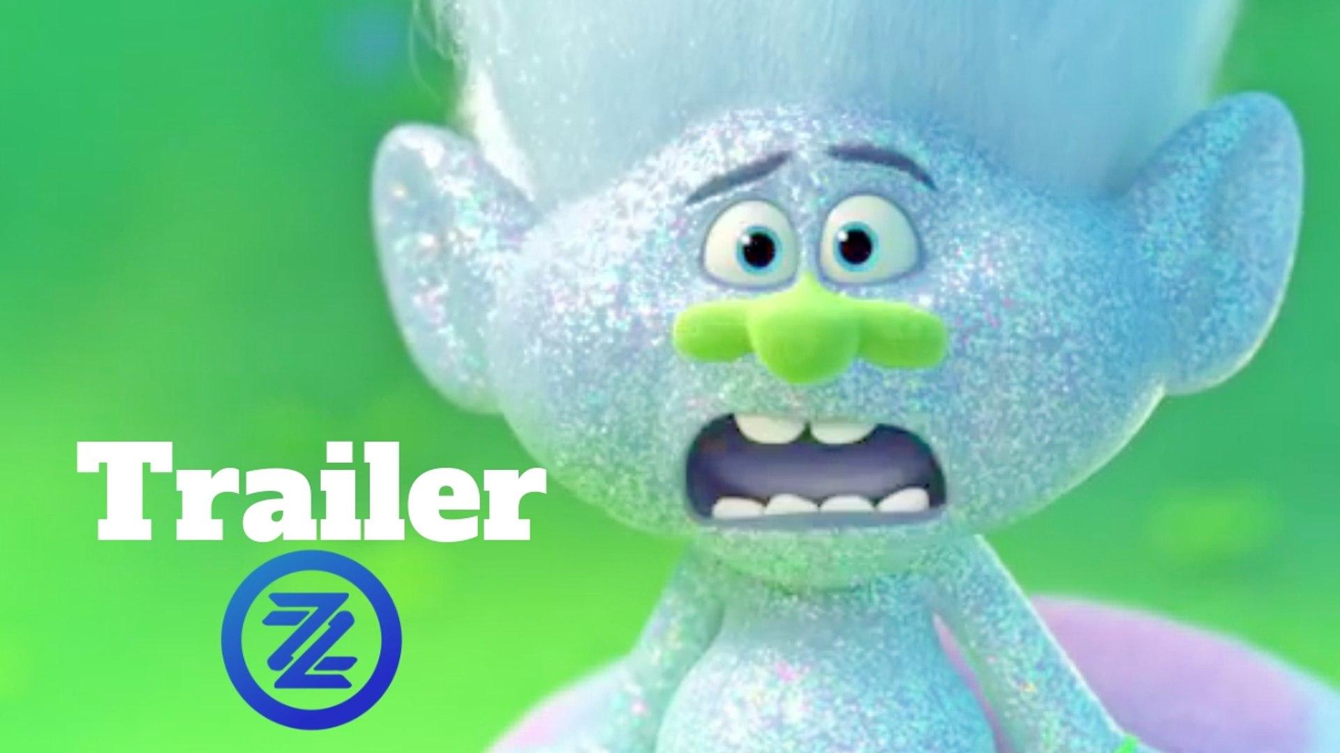 Trolls World Tour Trailer #1 (2020) Anna Kendrick, Sam Rockwell Animated Movie HD