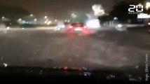 Toulouse: Rafales de vent à 137 km/h, grêle et nuit d'orages