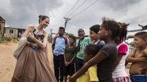 Angelina Jolie devient journaliste pour le Time Magazine!