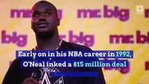 Shaquille O'Neal Looking to Purchase Reebok
