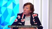 L'invitée de la rédaction - 20/06/2019 - Françoise Amiot, candidate à l'investiture LREM à Tours